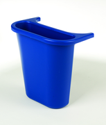 Rubbermaid recycle bin saddle basket